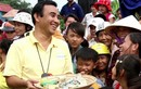 Quyền Linh quyên góp 15 phút 2,5 tỷ… bao lần móc túi vì dân nghèo?
