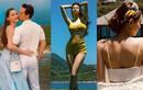 Hồ Ngọc Hà khoe triệt để 3 vòng nóng bỏng bên Kim Lý