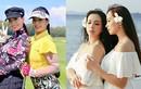 Cặp mẫu song sinh Thúy Hằng - Thúy Hạnh đọ sắc ở tuổi U50