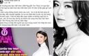 Sao Việt sốc khi nghe tin Hoa hậu Thu Thủy đột ngột qua đời