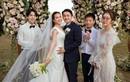 Hoa hậu Thu Hoài khoe trọn bộ ảnh cưới với chồng trẻ
