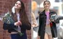 Con gái Tom Cruise lớn bổng thành thiếu nữ, chân dài như mẹ
