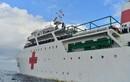 Công nghệ hiện đại bên trong tàu bệnh viện Hải quân của Việt Nam