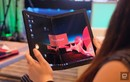 Mãn nhãn ngắm máy tính màn hình gập đầu tiên thế giới giá 2.500 USD