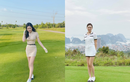 """Hot girl Đà Nẵng nổi tiếng với danh xưng """"mỹ nhân đẹp nhất sân golf"""""""