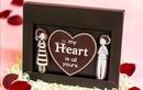 Tự làm trái tim socola tặng người ấy ngày Valentine