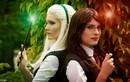 Trầm trồ ảnh cưới tuyệt đẹp của cặp đồng tính nữ mê cosplay