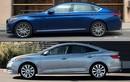 Hyundai Azera và Genesis mới được nâng cấp những gì?