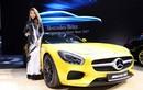 """""""Soi"""" dàn xe sang Mercedes-Benz trăm tỷ tại VIMS 2017"""
