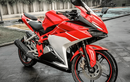 Xem dân chơi độ môtô Yamaha FZ150i thành Honda CBR250RR