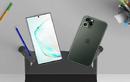 """""""So găng"""" Galaxy Note 10+ và iphone 11 Pro max"""