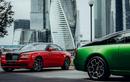 Xe siêu sang Rolls-Royce Wraith Black & Bright cho đại gia Nga