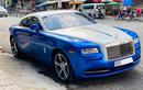 """Xe Rolls-Royce Wraith hơn 10 tỷ khoác áo """"màu độc"""" ở Sài Gòn"""