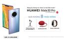 Huawei bán Mate 30 Pro tại Việt Nam: Giá 22 triệu, không có dịch vụ Google