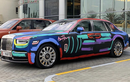 """Xe siêu sang Rolls-Royce Phantom VIII """"vẽ bẩn"""" nhưng cực độc"""
