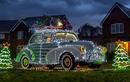 Trang trí xe ôtô thế nào cho dịp giáng sinh 2019?