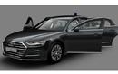 Ra mắt Audi A8 L 2020 bọc thép, chống đạn gần 18 tỷ đồng