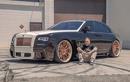 """""""Bóng ma"""" Rolls-Royce Ghost độ của ông chủ West Coast Customs"""