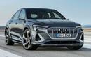 Audi E-tron S và E-tron S Sportback 2021 chạy 360 km/lần sạc