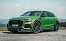 Audi RSQ8 bản độ ABT sở hữu sức mạnh tới 740 mã lực