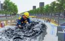 """Thực hư việc """"kè đáy"""", cống hóa sông Tô Lịch ở dự án của JVE"""