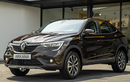 Chi tiết Renault Arkana, crossover coupe gần 1 tỷ tại Việt Nam