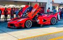 Ngắm siêu xe Ferrari FXX-K Evo triệu đô lăn bánh tại Nhật Bản