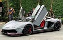 Đại gia Thái tậu Lamborghini Aventador SVJ Roadster đặc biệt