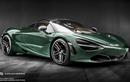 Siêu xe McLaren 720S độ Carlex Design hết 1,78 tỷ đồng