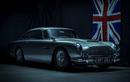 Siêu xe Aston Martin đồ chơi của James Bond hơn 4,6 tỷ đồng