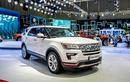 Ford Explorer bị triệu hồi lỗi hệ thống treo gây tai nạn
