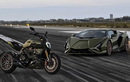 Chi tiết Ducati Diavel bản 1260S Lamborghini hơn 741 triệu đồng