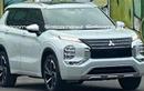 Rò rỉ ảnh thực tế của Mitsubishi Outlander 2021 thế hệ mới