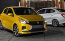 Mitsubishi Mirage facelift 2021 bán ra từ 17.445 USD tại Mỹ