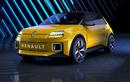 """""""Huyền thoại"""" Renault 5 với diện mạo tương lai, dùng động cơ điện"""
