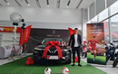 Hậu vệ Xuân Mạnh tậu xe VinFast Lux A2.0 hơn 1 tỷ đồng