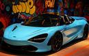 McLaren 720S Spider hơn 20 tỷ của đại gia Lan đột biến Củ Chi