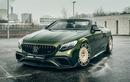 """Mercedes-AMG S63 Convertible """"hàng khủng"""" gói độ Brabus và Fostla"""