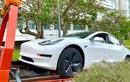 Xe Tesla Model 3 tiền tỷ về Việt Nam phục vụ sinh viên học tập
