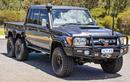 """Toyota Land Cruiser GLX 6x6, """"quái vật"""" off-road gần 3,4 tỷ đồng"""