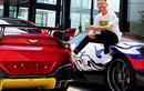 Đại gia Minh nhựa tậu Aston Martin V8 Vantage gần 15 tỷ đồng