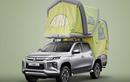 """Bán tải Mitsubishi """"biến hình"""" nhà di động chỉ từ 63,4 triệu đồng"""