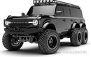 """Đây là chiếc SUV Ford Bronco độ 6 bánh """"chất đến phát ngất"""""""