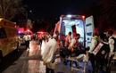 Sập khán đài ở thánh đường Israel, hơn 150 người thương vong