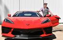 Cụ ông 87 tuổi kiên nhẫn chờ 60 năm để mua Chevrolet Corvette