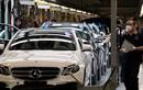 Mercedes-Benz GLC có nguy cơ gây hoả hoạn khi đang lăn bánh