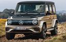 """Mercedes-Benz EQG - """"ông vua địa hình"""" chạy điện sẽ như thế nào?"""