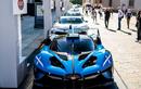 Bugatti Bolide và Chiron Super Sport triệu đô lần đầu trên phố