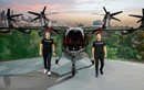 """Archer Maker - """"taxi bay"""" không tiếng ồn, nhẹ hơn Tesla Model 3"""