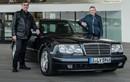 "500 E - ""đứa con lai"" của Porsche và Mercedes-Benz đã 30 năm tuổi"